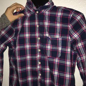 abercrombie kids Shirts & Tops - Abercrombie kids Flannel